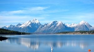 Jackson Lake Reservoir