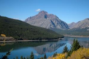 East Glacier National Park, Lake