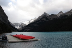 Peaceful Lake Louise
